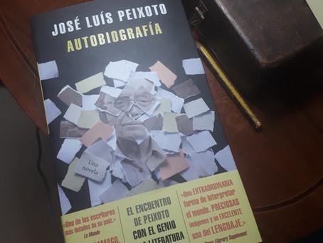 Autobiografía, de José Luís Peixoto