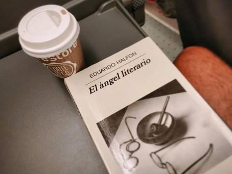 EL ÁNGEL LITERARIO de Eduardo Halfon