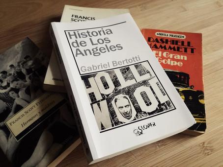 HISTORIA DE LOS ÁNGELES, de Gabriel Bertotti