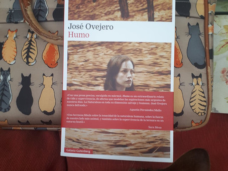 Humo, de José Ovejero