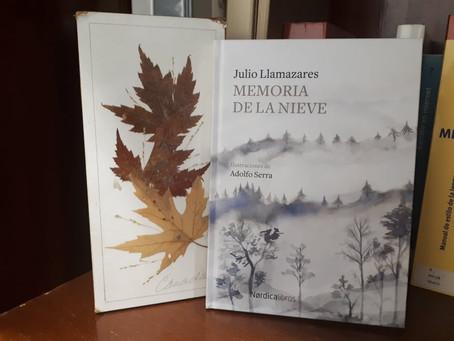 Memoria de la nieve, de Julio Llamazares