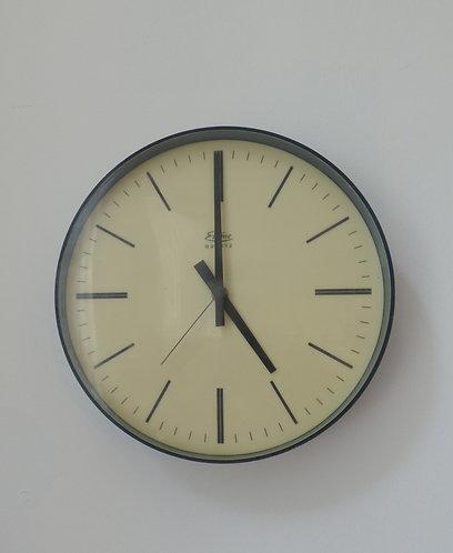 Vintage blue 'Eltime'clock