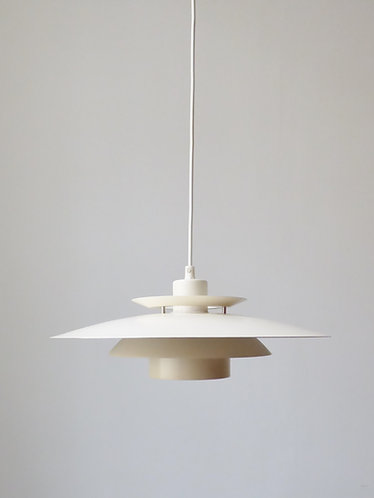 Danish pendant lamp