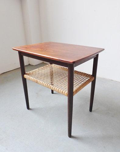 Mid-century Danish rosewood coffee / side table