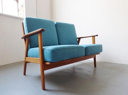 1950s Danish sofa