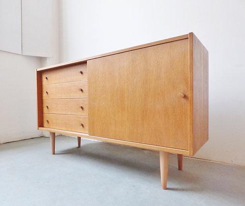 1970s Danish oak sideboard