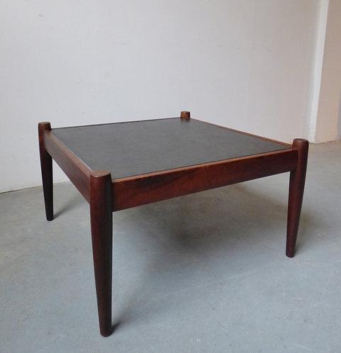 Mid-century Danish rosewood coffee table, Domus Danica
