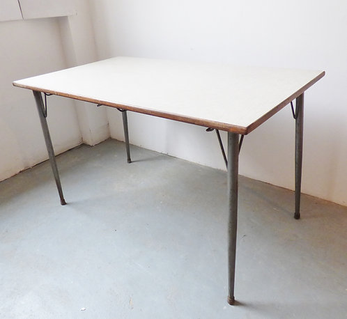 1960s Danish school table / kitchen table