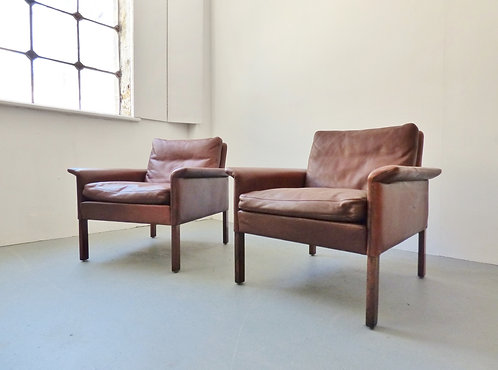 Hans Olsen armchairs