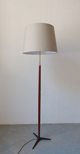 Mid-century standard lamp
