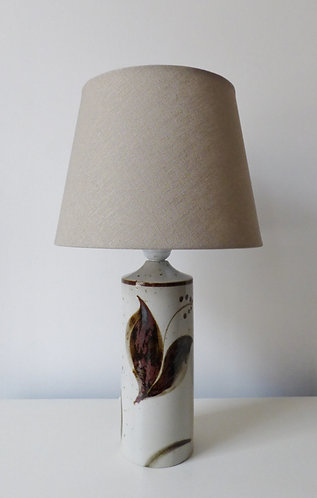 Danish table lamp Haico Nitzsche forSøholm
