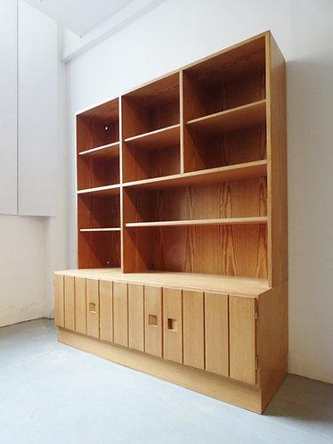1970s Danish bookcase