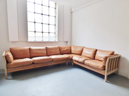 Tan Leather Corner Sofa Tan Leather Corner Sofa For In