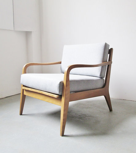 Mid-century Danish lounge chair by Scandia
