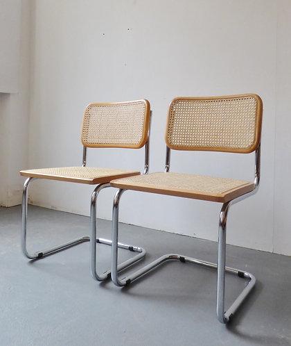 Vintage Cesca chairs