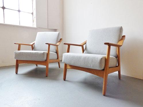 Brockmann Petersen lounge chairs