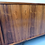 Thumbnail: Mid-century rosewood sideboard with sliding doors