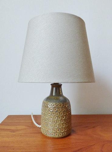 1960s Danish table lamp by Einar Johansen for Søholm