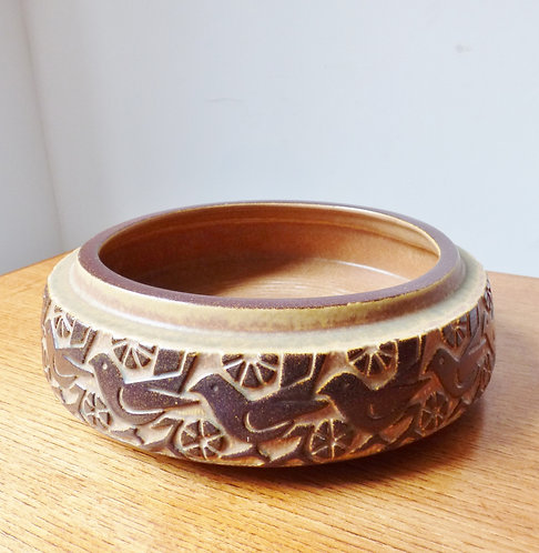 Mid-century Danish bowl by Marianne Starck for Michael Andersen