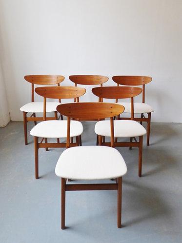 Farstrup dining chairs