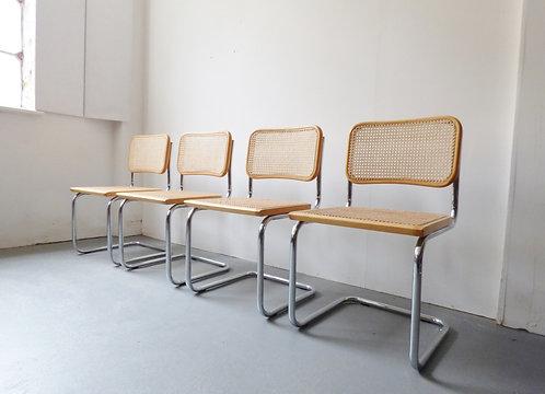 Marcel Breuer chairs