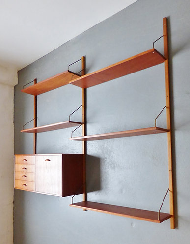 Danish shelving