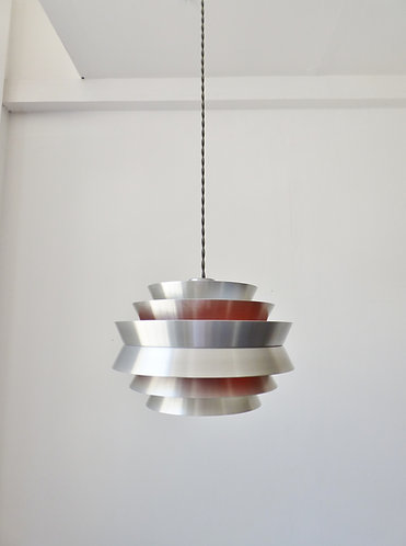 Mid-century 'Trava' pendant lamp by Carl Thore