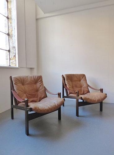 Hunter lounge chairs