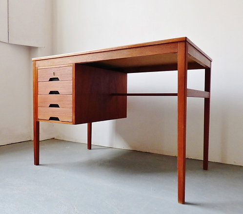Small mid-century desk