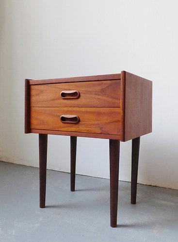 Danish bedside cabinet
