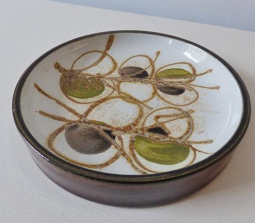Royal Copenhagen dish by Ellen Malmer