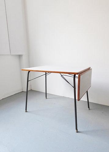1960s Danish fold-away work table / desk