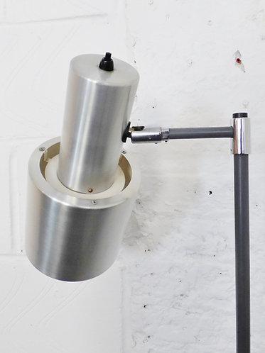 Aluminium Studio lamp by Jo Hammerborg