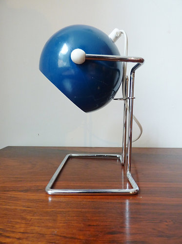 1970s Danish Desk Ball Lamp