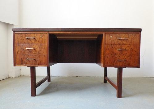 1970s Danish rosewood desk