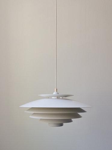 Tiered Danish pendant lamp
