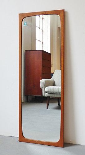 1960s Danish mirror