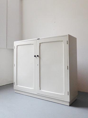 Vintage linen cupboard