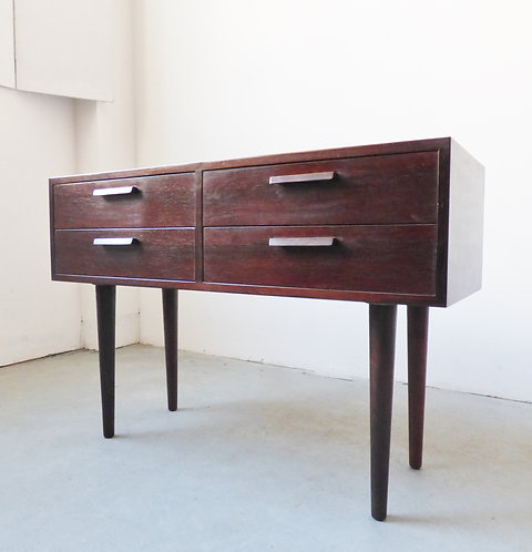 1960s Danish rosewood hall chest Kai Kristiansen