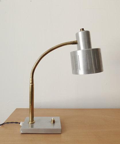 1960s Danish desk lamp by Vitrika