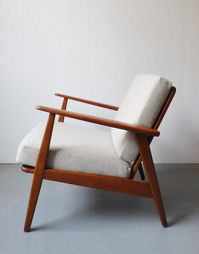 1950s Danish lounge chair