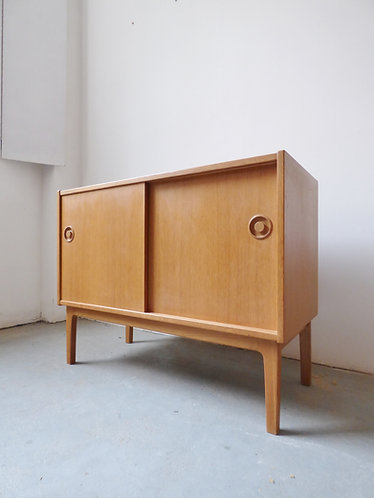 1960s Danish oak sideboard