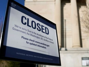 Down & Out:  The U.S. Government