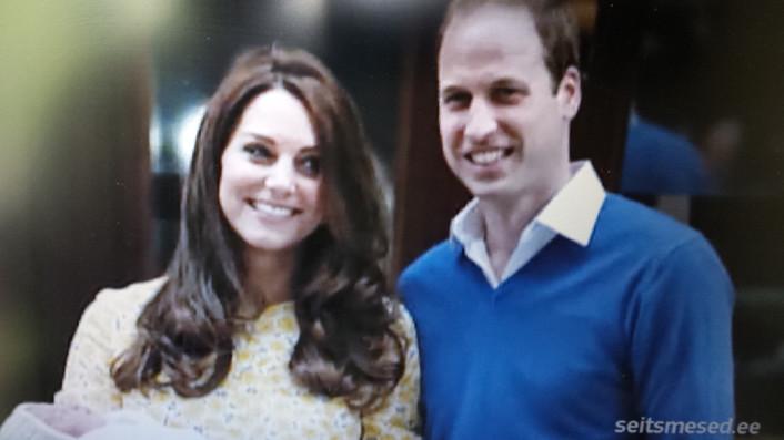 Kehakeele rubriik: milline suhe on Briti kuninglikul paaril pärast teise lapse sündi?