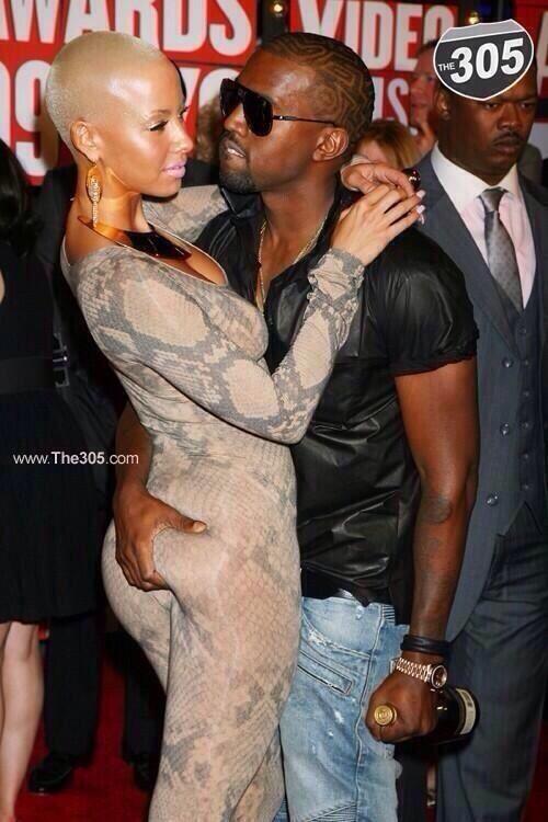 Millest kõneleb Kanye Westi ja Amber Rose kehakeel?