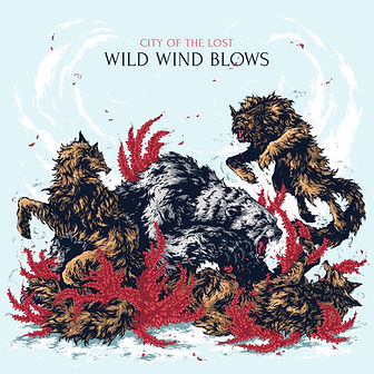 City of the Lost Wild wind blows (Chapte