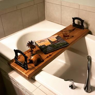 Bottom Plow Bath Caddy