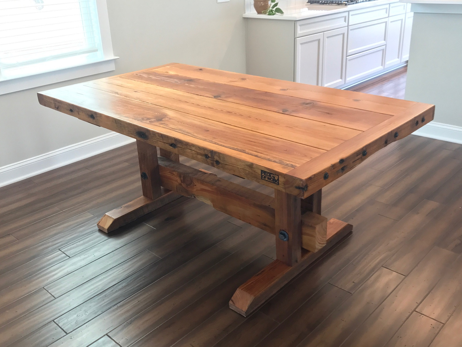 Dovesville Depot Farmwood Table