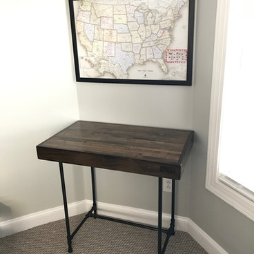 Bowling Alley Desk