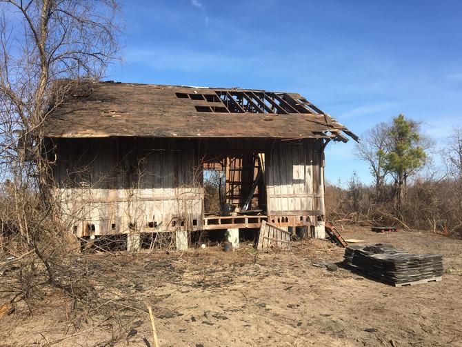 Piece of History: Dovesville Depot